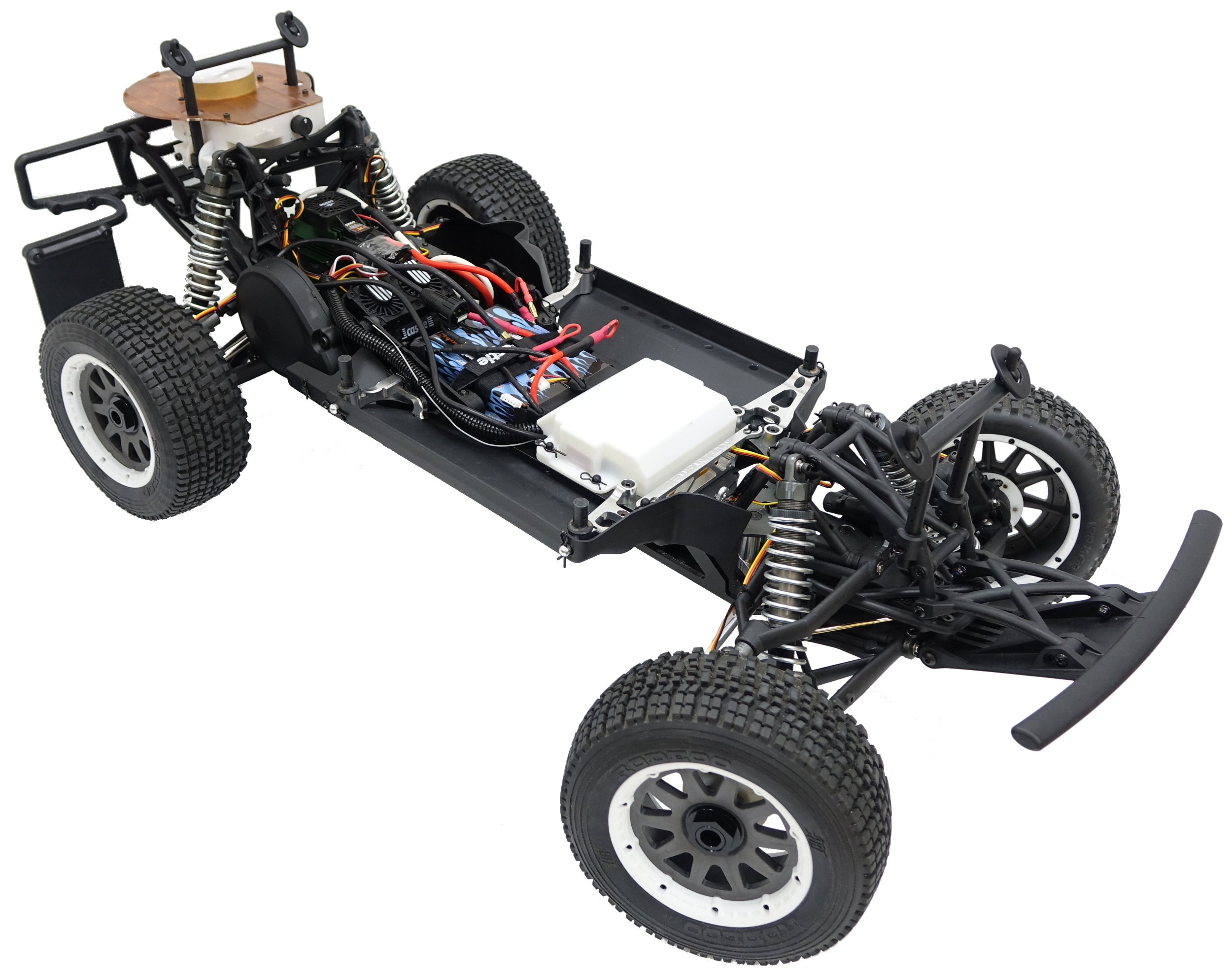 AutoRally chassis