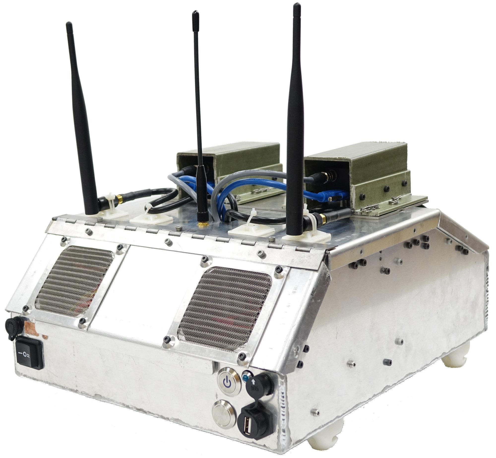 AutoRally Mini-ITX compute box back